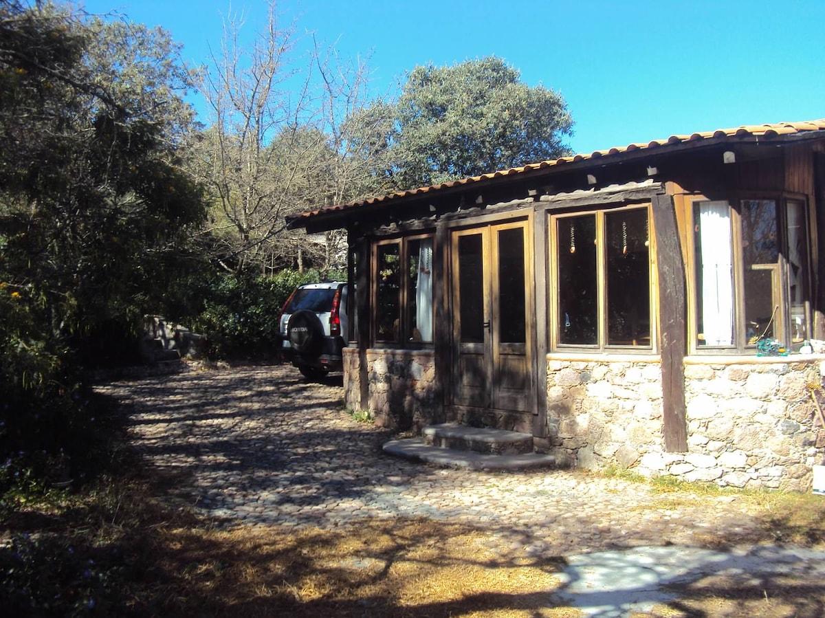 Casa en la sierra de Santa Rosa