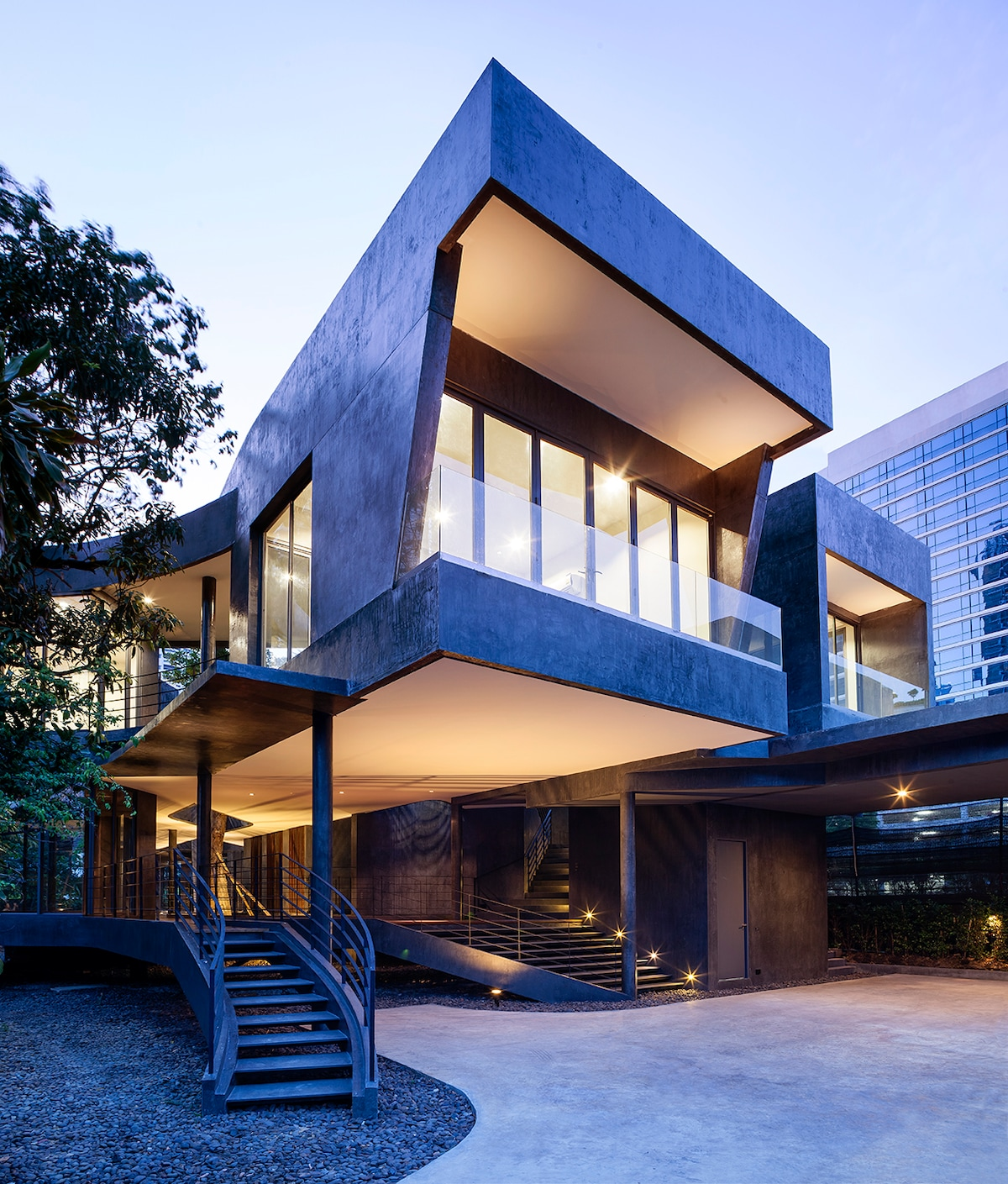 House of Grey - Luxury Pool villa