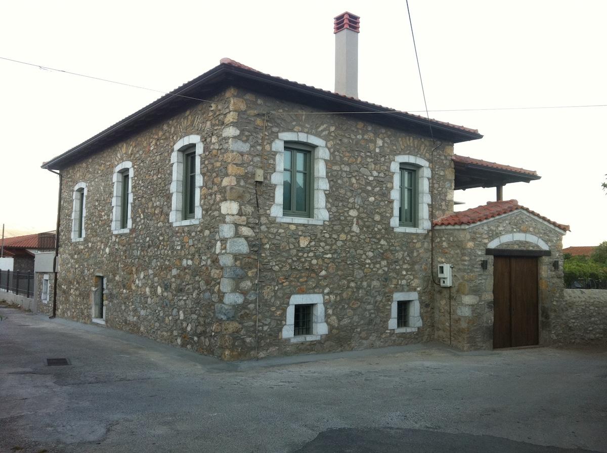 Mansion in Sparta