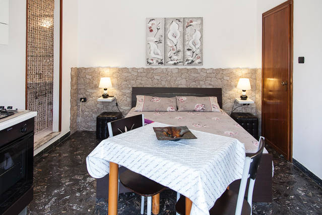 Romantic studio in Leuca