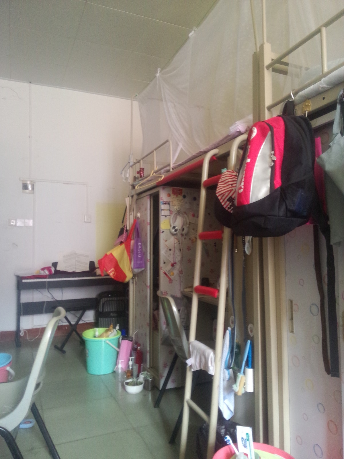 深圳大学的宿舍