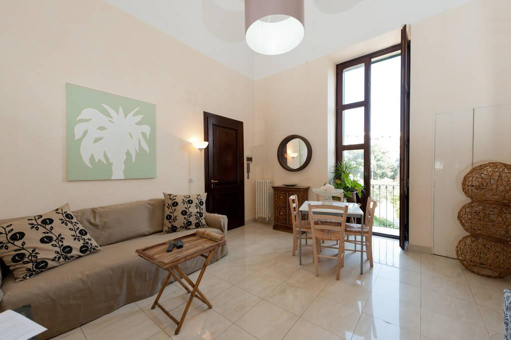 the Barocco house in Lecce Salento