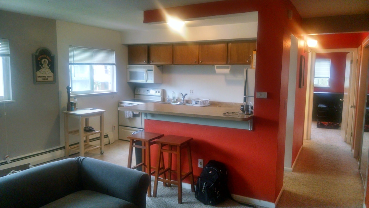 Centrally-located Large 1 Bedroom!!