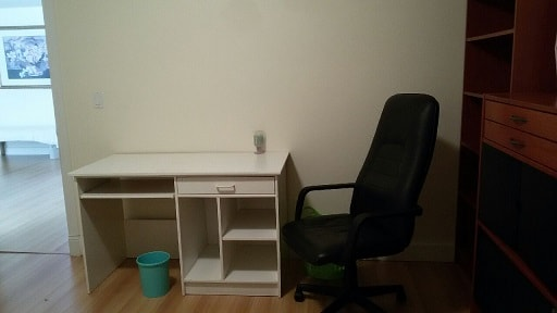 Double Bed in Central Vancouver