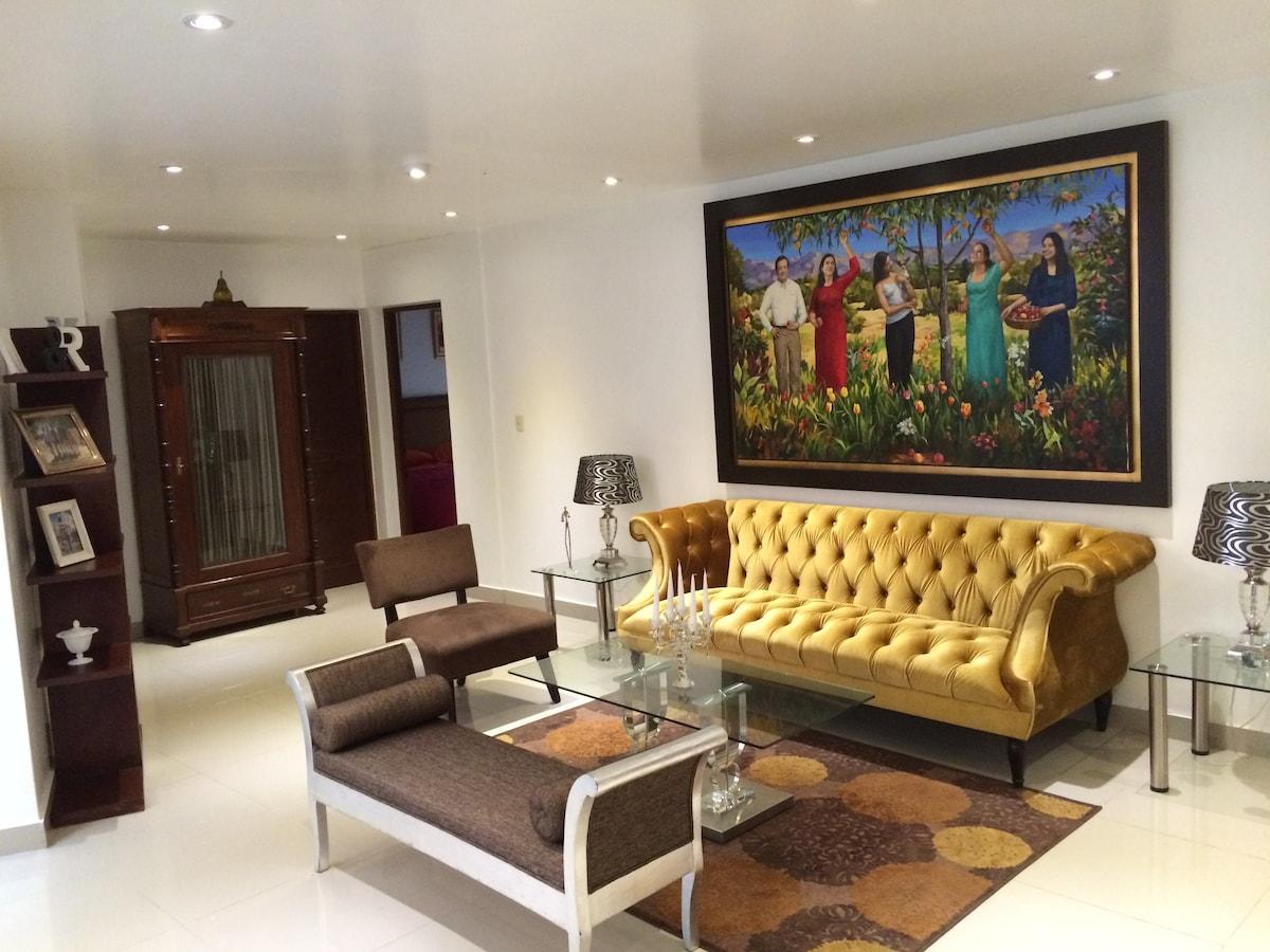 Nice flat in Miraflores