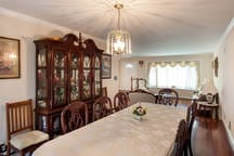 Enjoy fine dining in large spacious dining room.