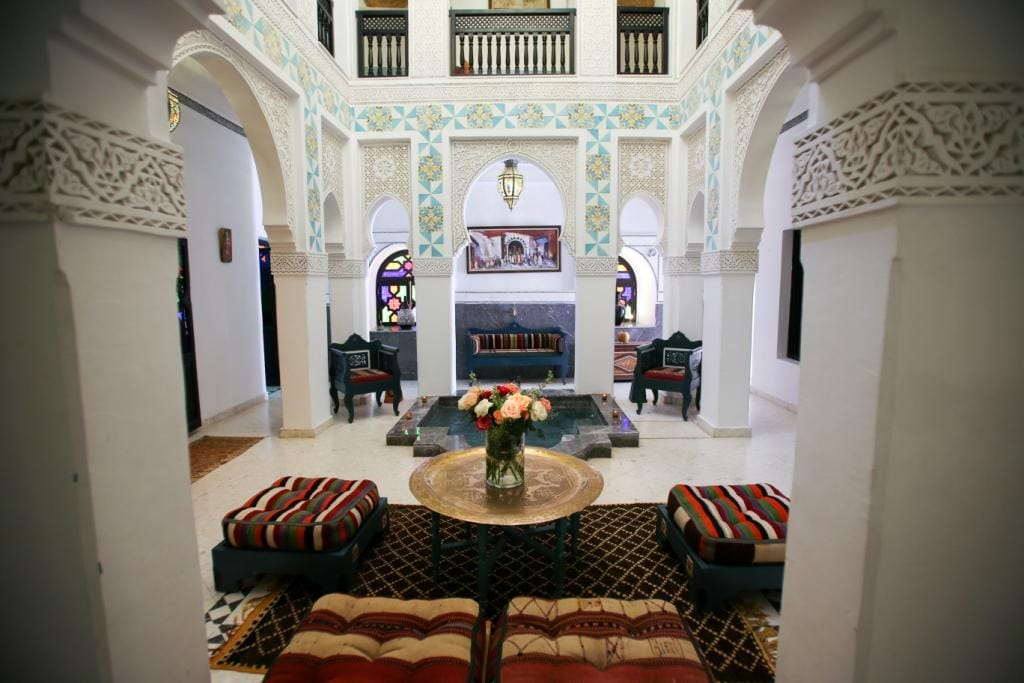 Superb Riad in the Kasbah with SPA