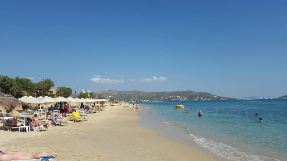 New Studio on the beach - Naxos