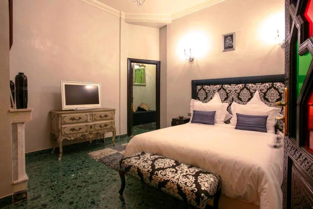 Luxury Suite in the Kasbah and SPA