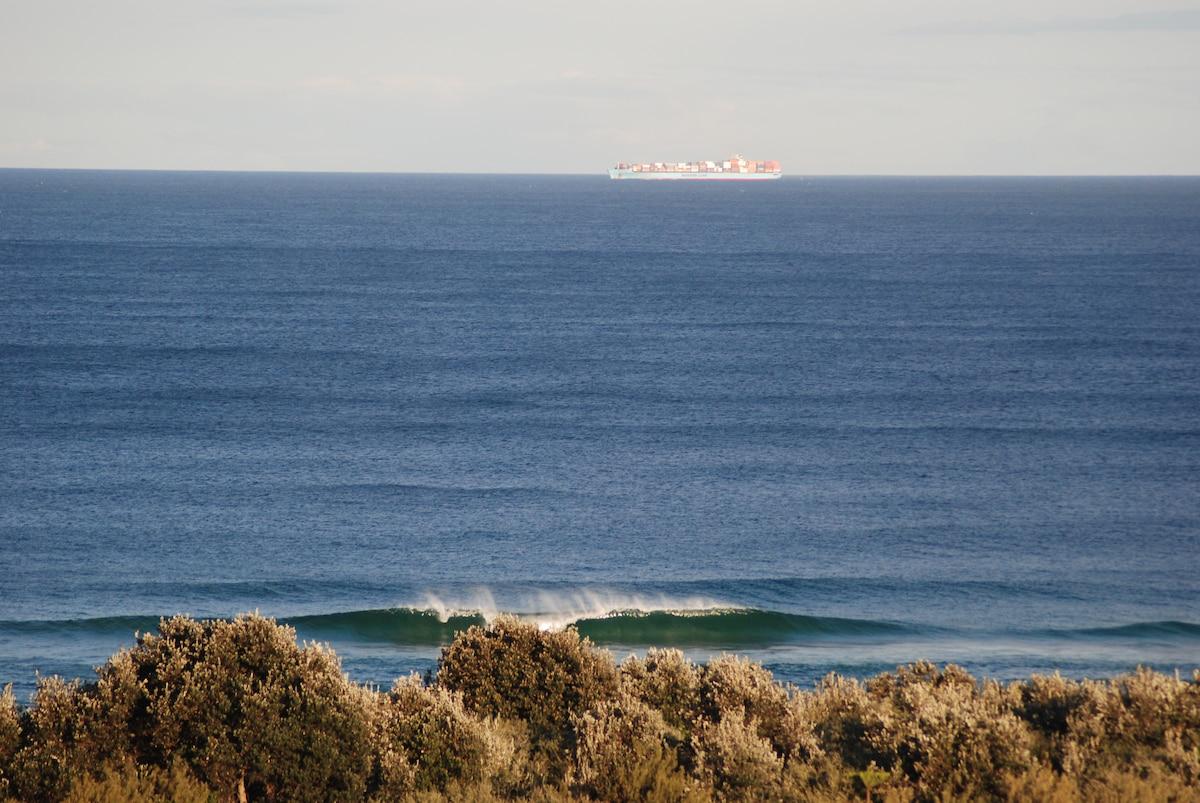 Sea Dreamin' at Byron