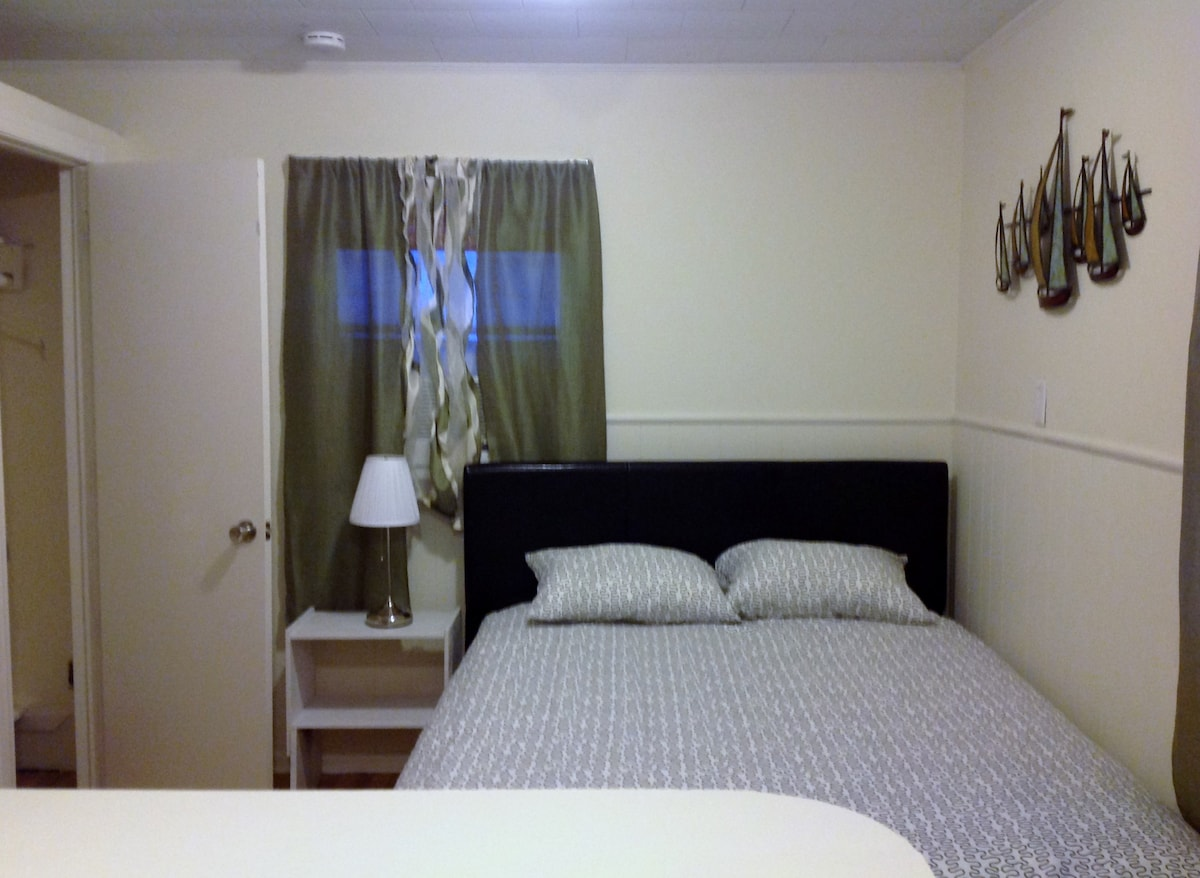 Studio Apartment close to HUMC/NYC.