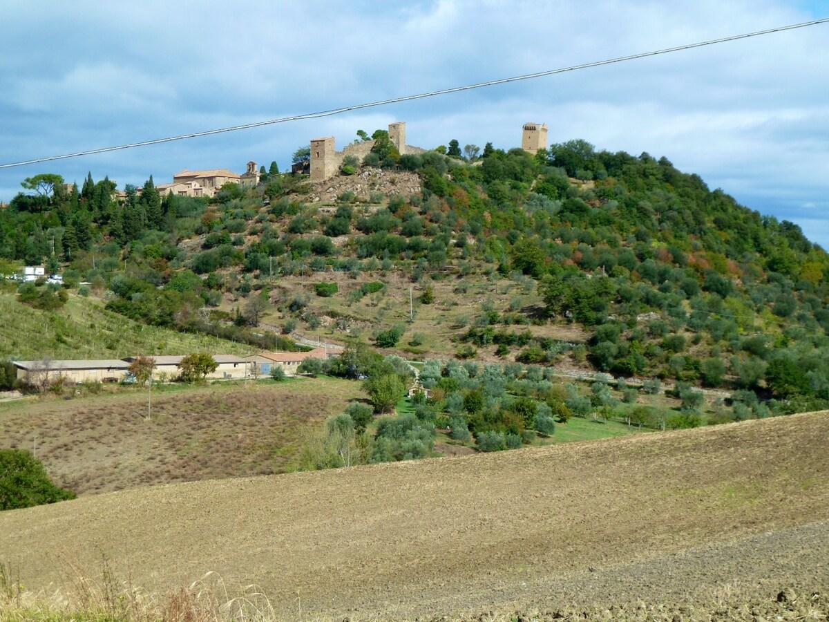 Secret Tuscany