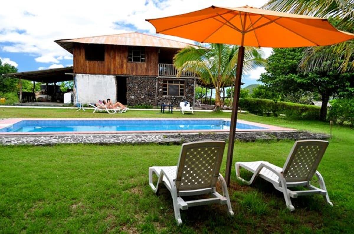 Rainforest Eco Lodge Valle Negro