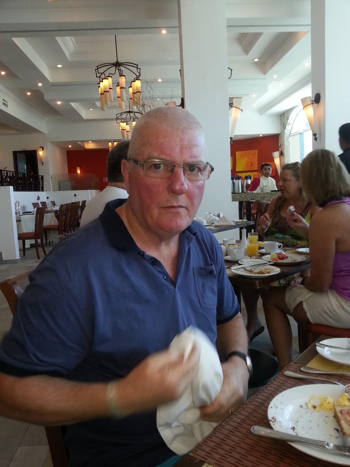 Martin From Benidorm, Spain