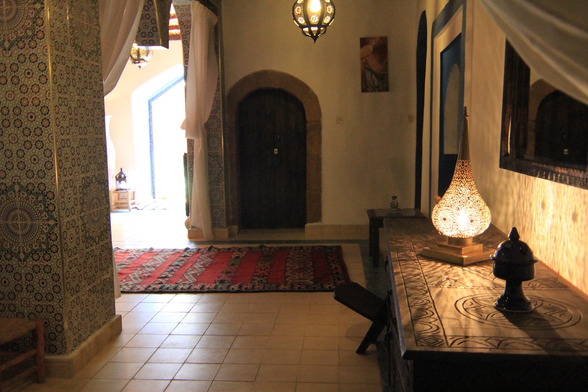 Beautiful Mountain Riad Room 1
