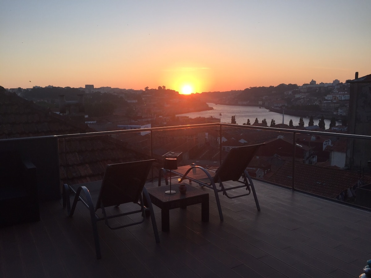 Douro Sunset House