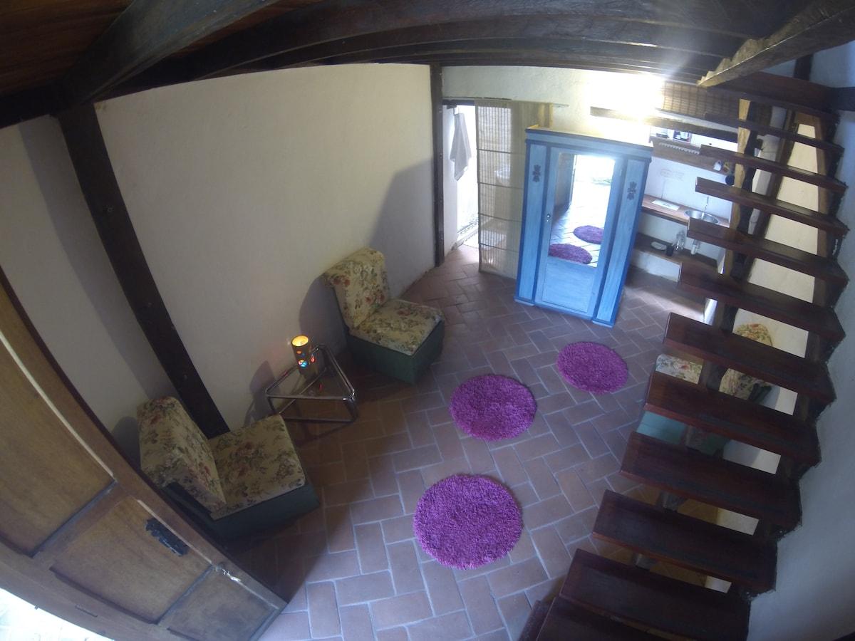 Casa del Poeta Habitación Duplex #5