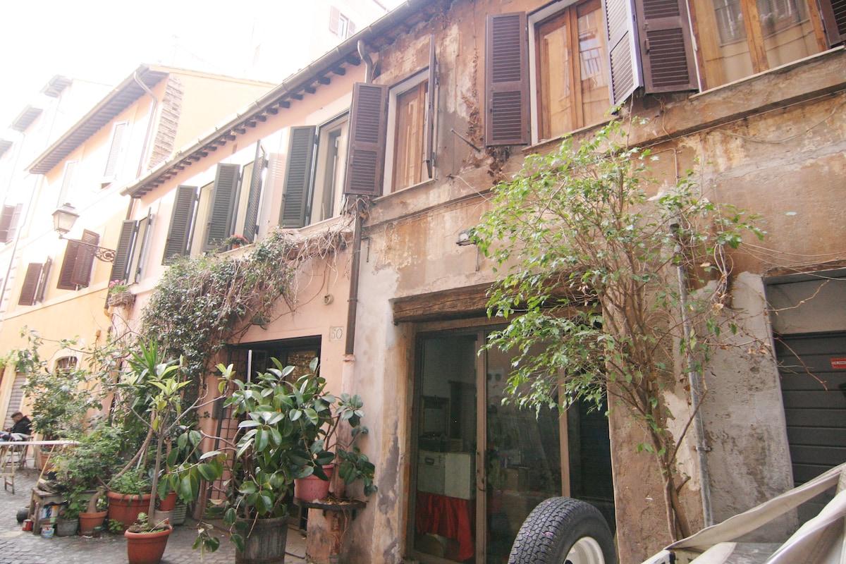 Quiet apartment. Heart of Rome.
