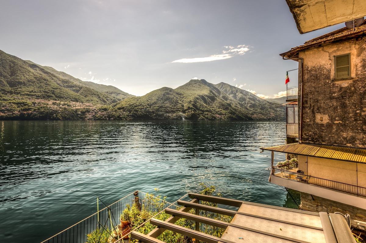 Nido sul Lago