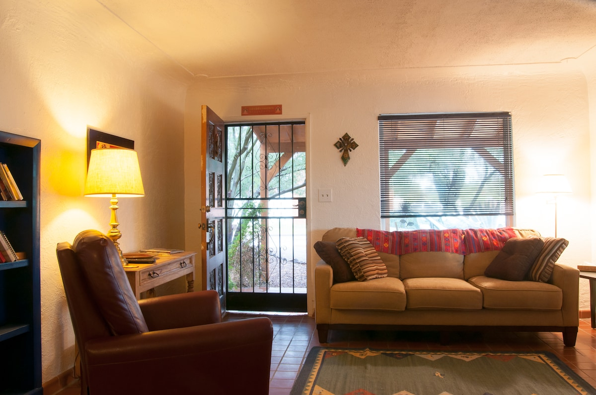 Authentic Two Bedroom Bungalow