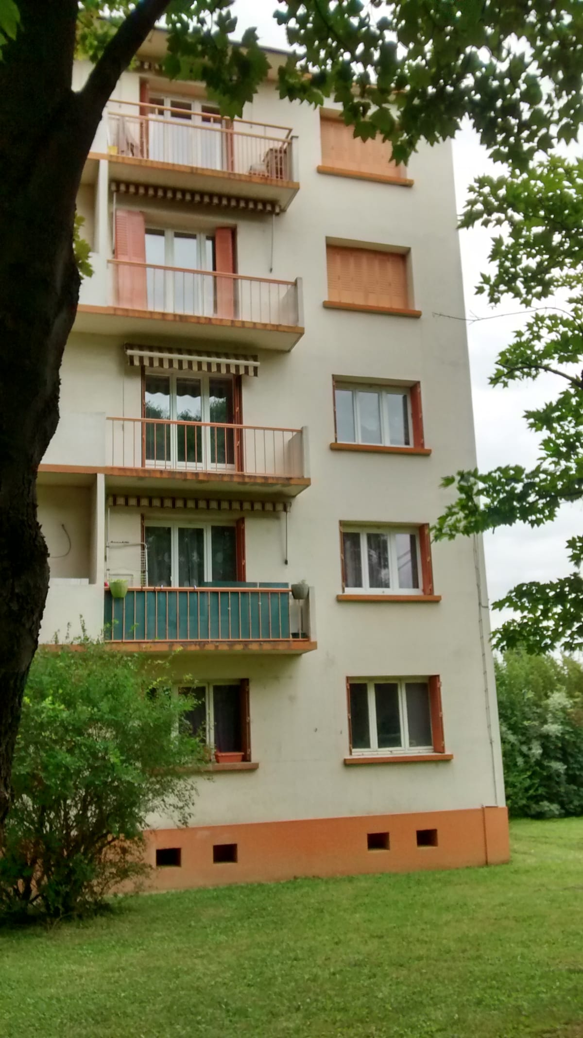 Nice and cosy flat in Villeurbanne