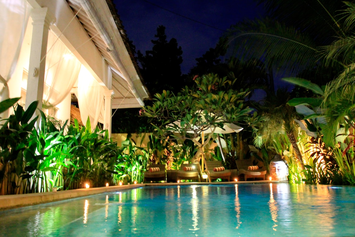 Villa in Seminyak, 3 min walk beach