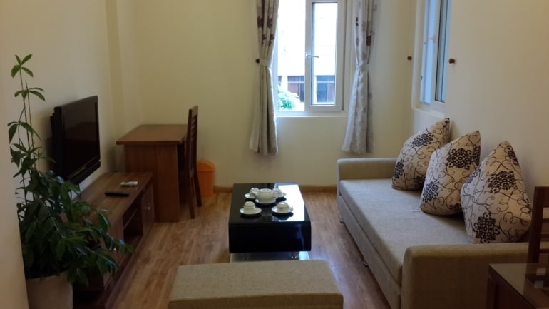 Serviced Apartment in Ba Dinh Hanoi