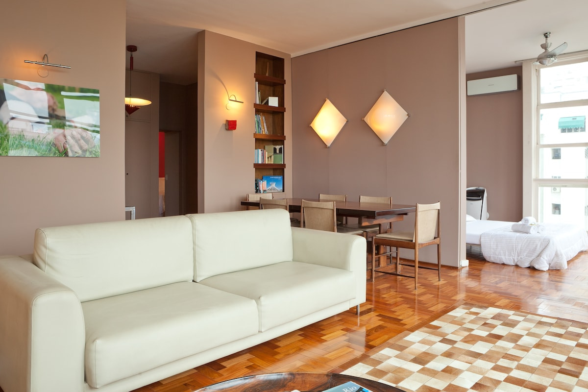 Design Apartment Ipanema Rio3