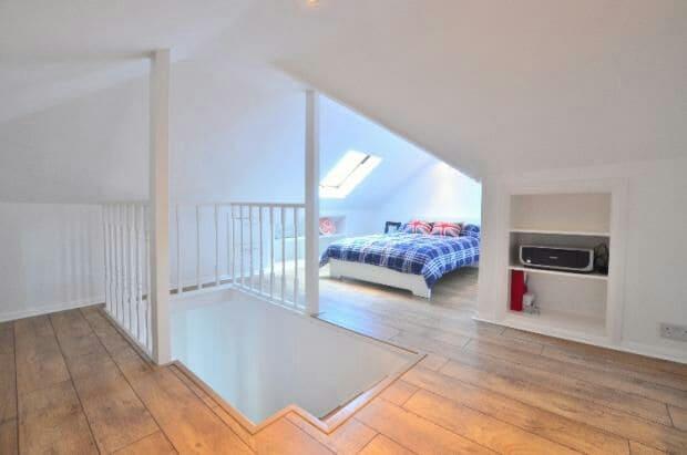 Lovely loft space in London