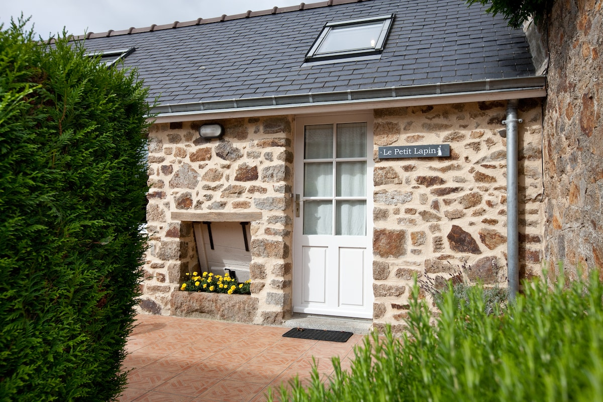 'Le Petit Lapin', my little cottage in Brittany