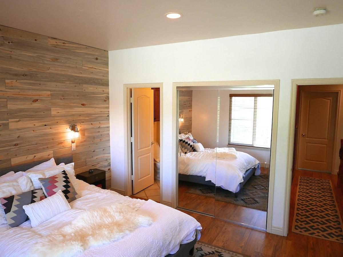A room near Canyons Resort