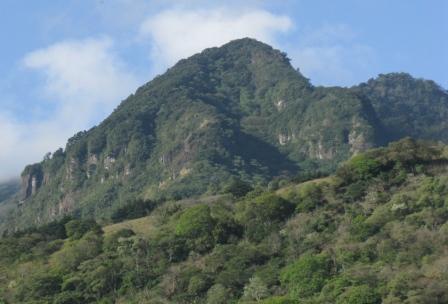 Furnished home in mountains Escazu