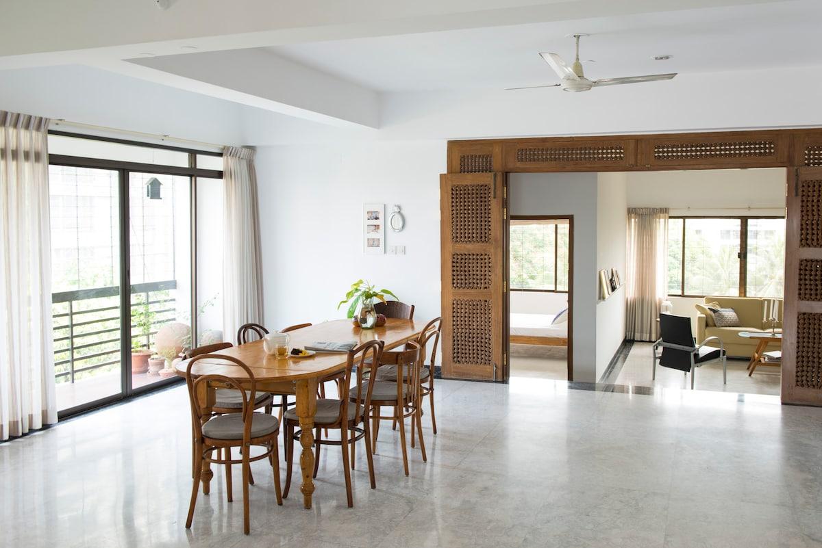 :: Relaxing Bedroom in Gulshan 2 ::