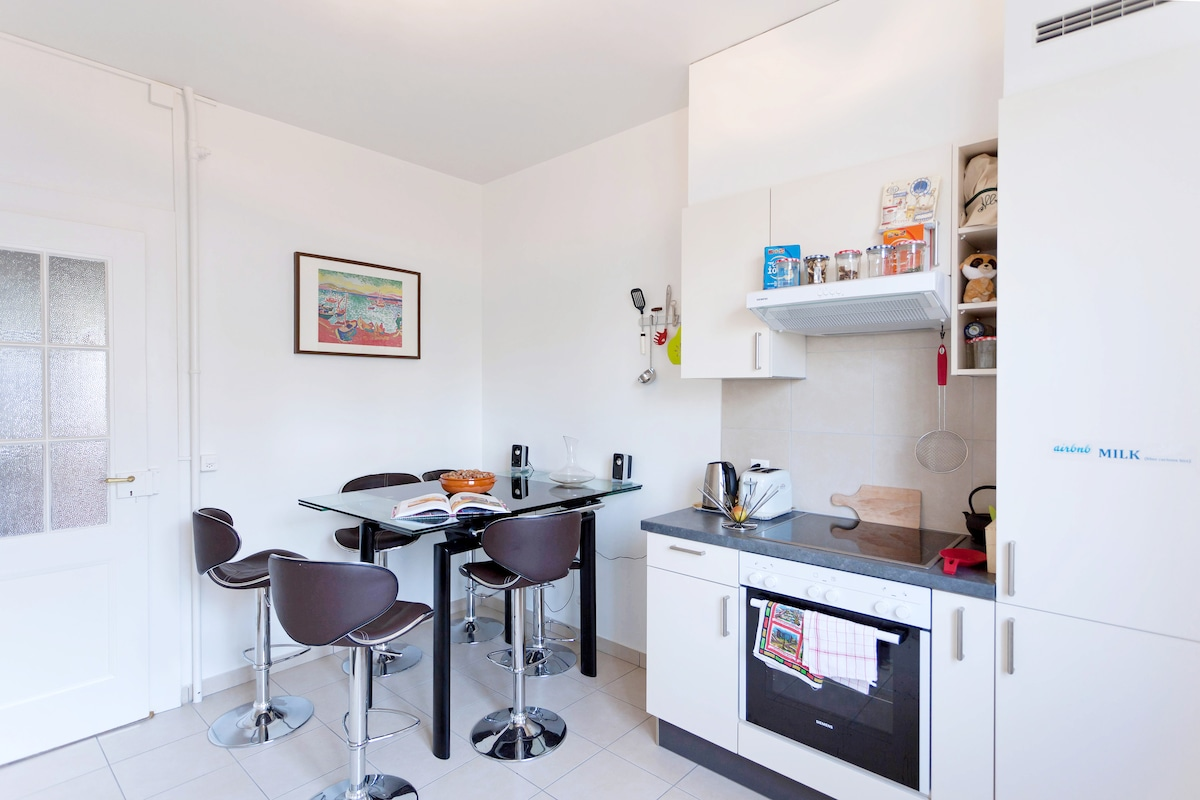 Our social and creative place: the kitchen!