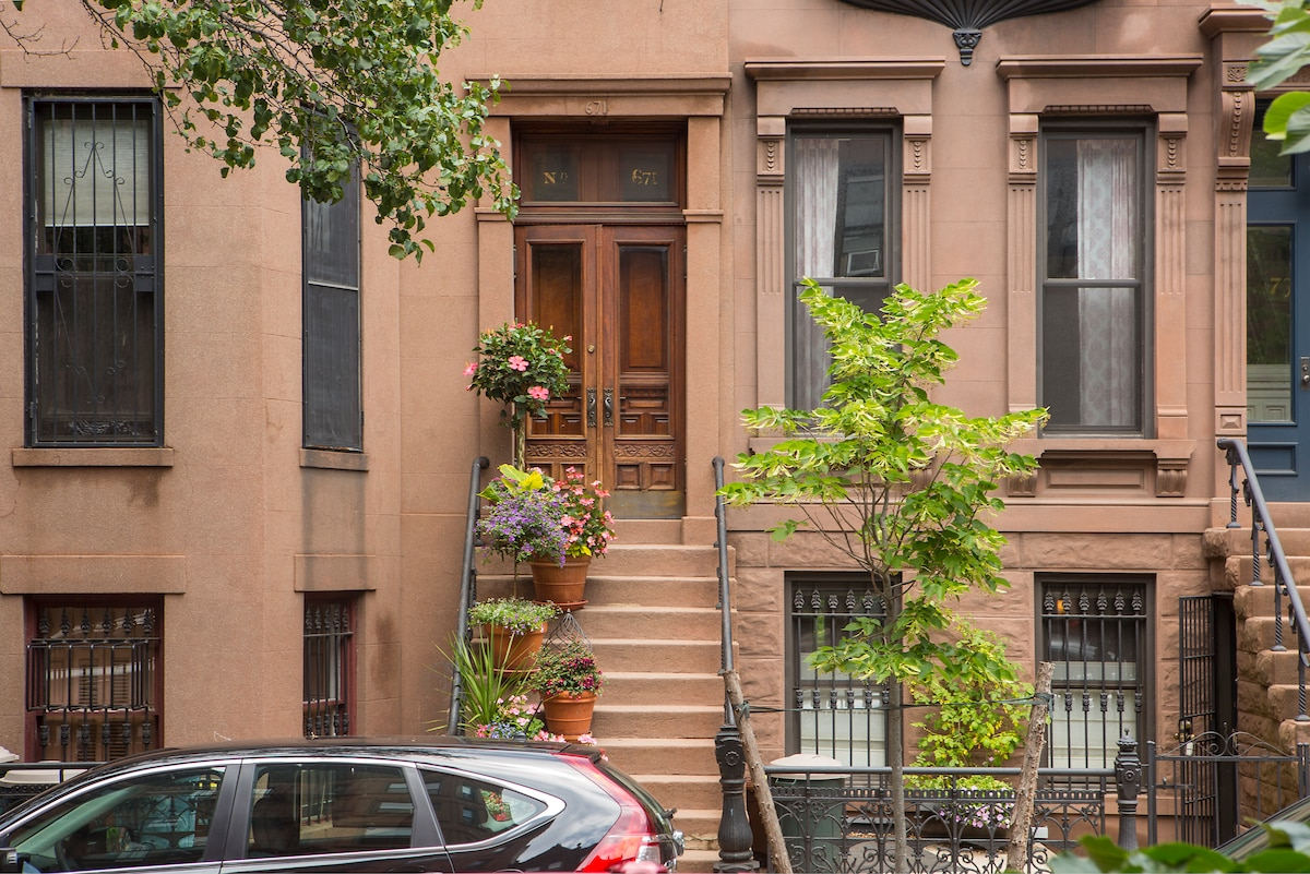 Cozy room in center of Park Slope