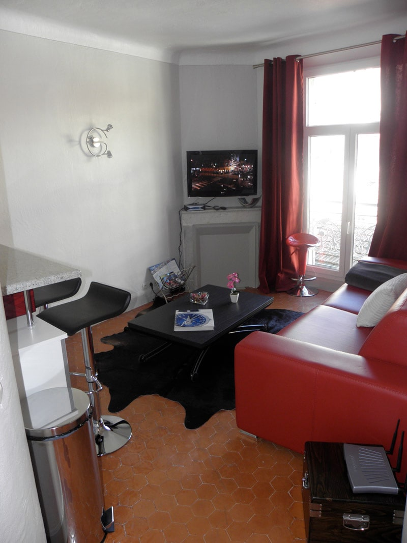 Cosy flat in th heart of Cannes