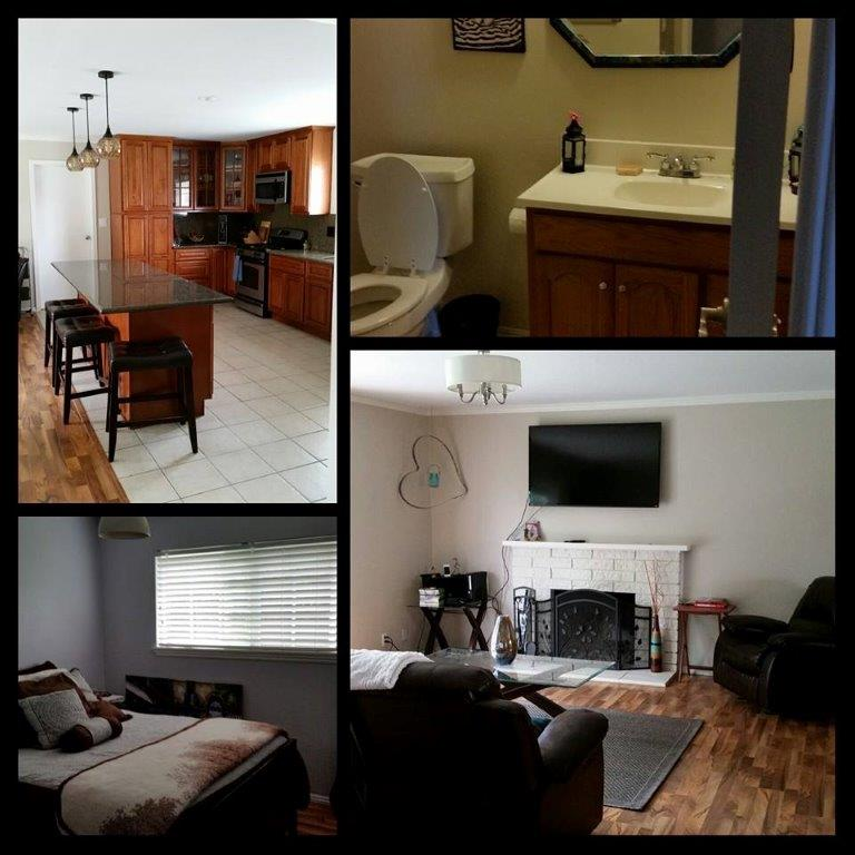 Fully Furnished Room With Bathroom
