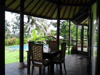 Ubud Holiday Rental Ricefieldview