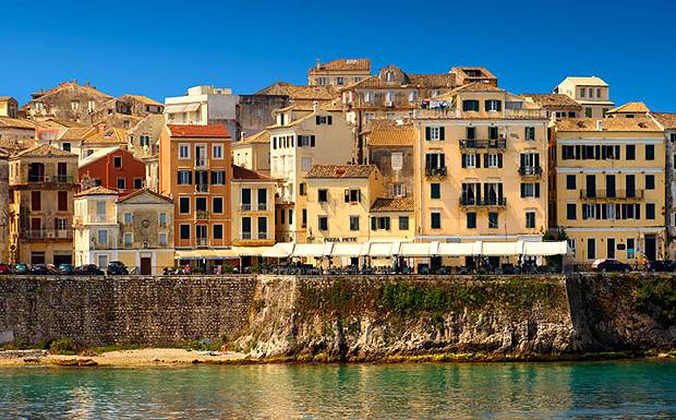 Fantastic apartment in Corfu Town