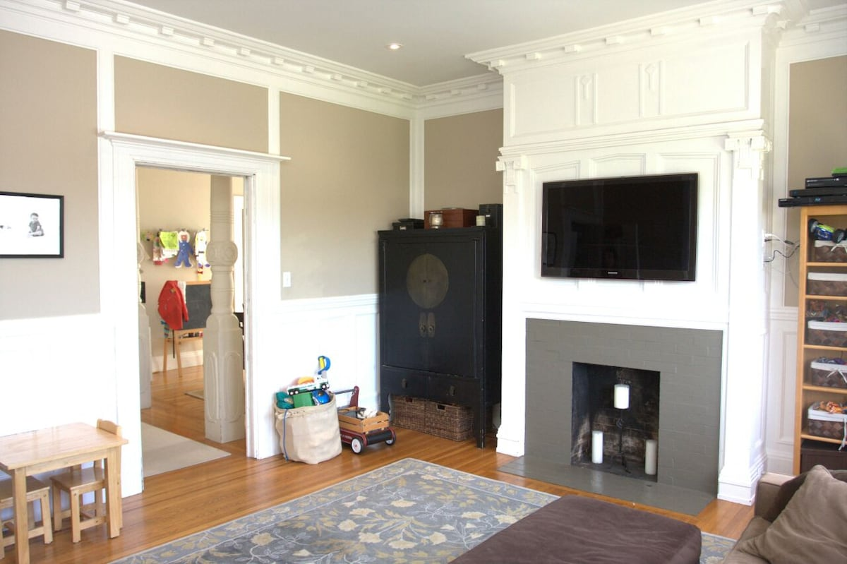 Spacious 3 Bd Cole Valley Edwardian