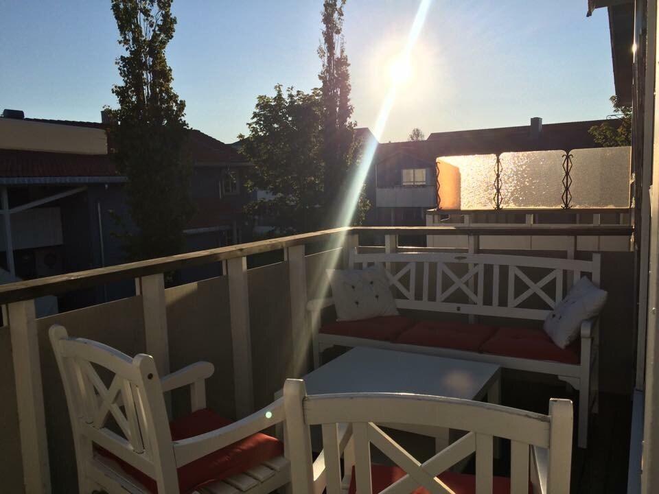 Sentral 2 Roms leilighet i Bodø