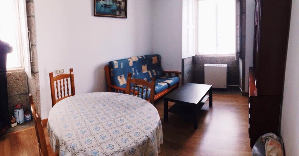 Habitación en el centro de Santiago