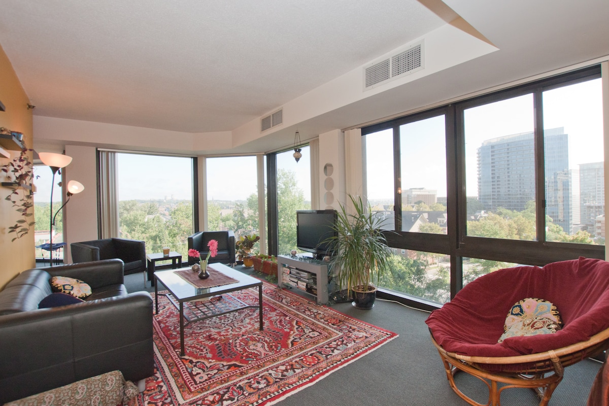 You'll LOVE my place! Rosslyn Condo