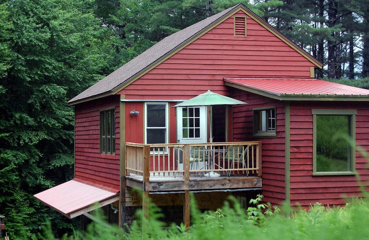 Apartment in Woods