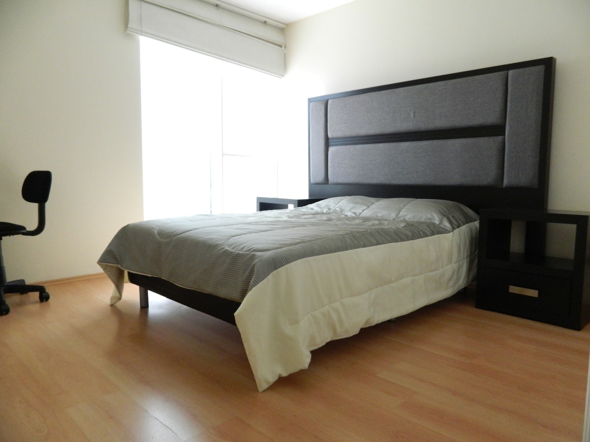 Coyoacan/San Angel cozy room - R2