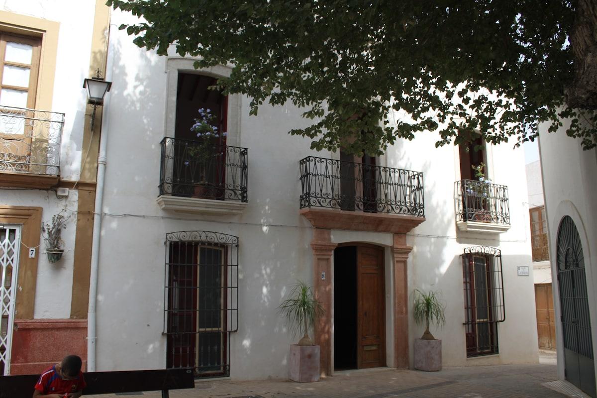 El Cuartel viejo