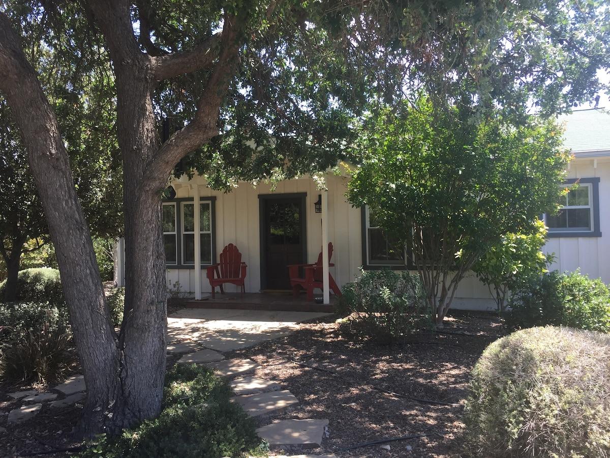 Santa Ynez Country Cottage