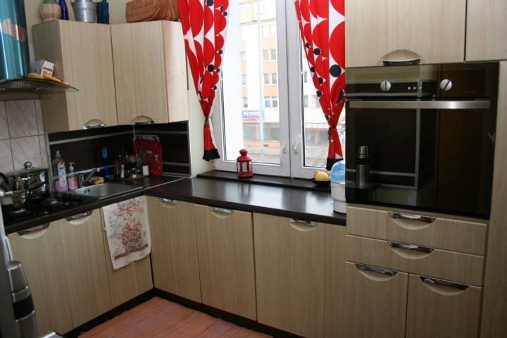 Apartment 38m2 with kitchen