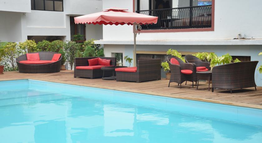Calangute Hotel Apartment nr Beach