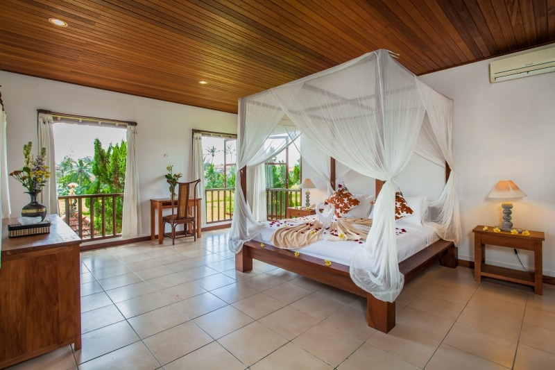 Master Suite in Ubud center